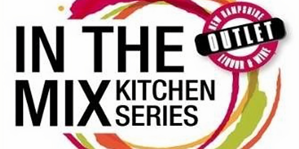 """""""In the Mix"""" Free Food and Wine event with Burtons Grill of Nashua, NH!"""