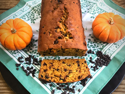 Recipes: Chocolate Chip Pumpkin Bread
