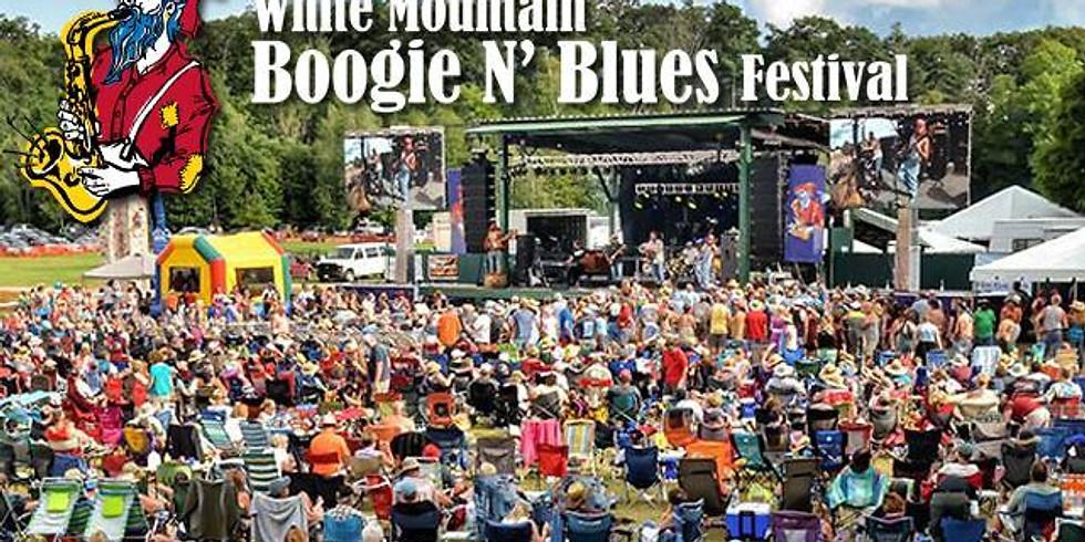 The White Mountain Boogie N' Blues Festival