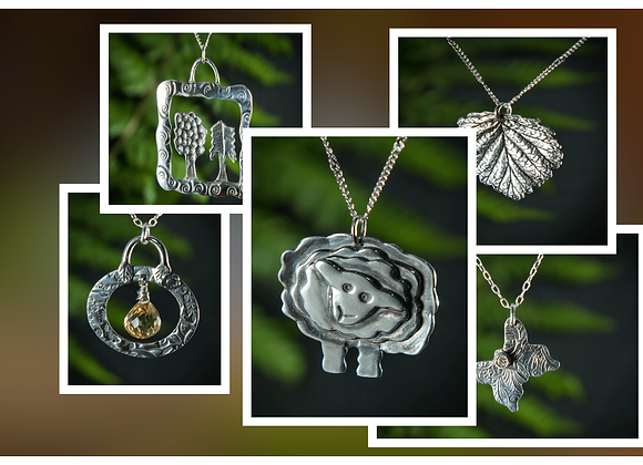 2 day Introduction to Silver Clay