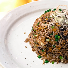Jiaozi Fried rice