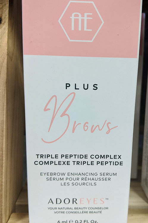 Adoreyes : Triple Complex brow growth serum