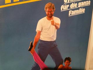 30 Jahre her !!                                    Fitness-Pionier Bernhard Fricke