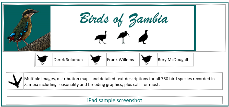 Advert Birds of Zambia (2).png