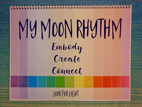 My Moon Rhythm Calendar Journal