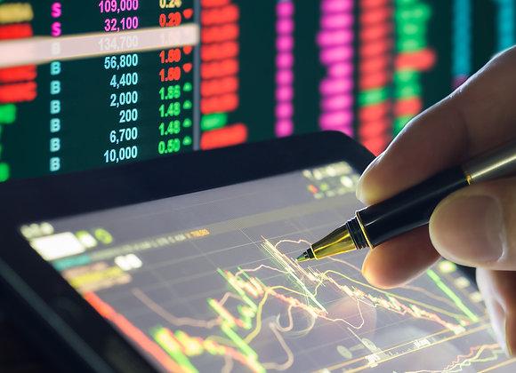 Finance des Marchés Trading