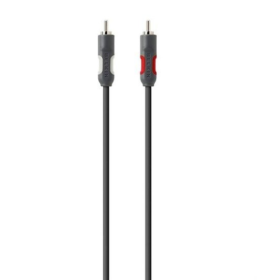 Belkin Audio Pair Cable 2Rca 6'White Proav700 Series