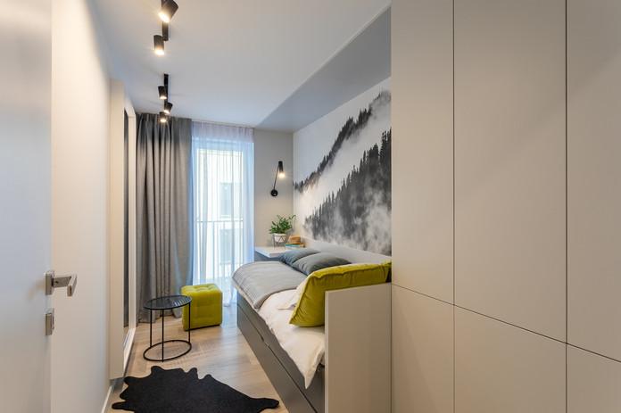 Dodatkowa sypialnia