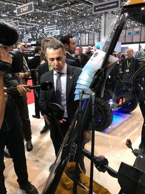 Review | BICAR @Geneva International Motor Show 2019
