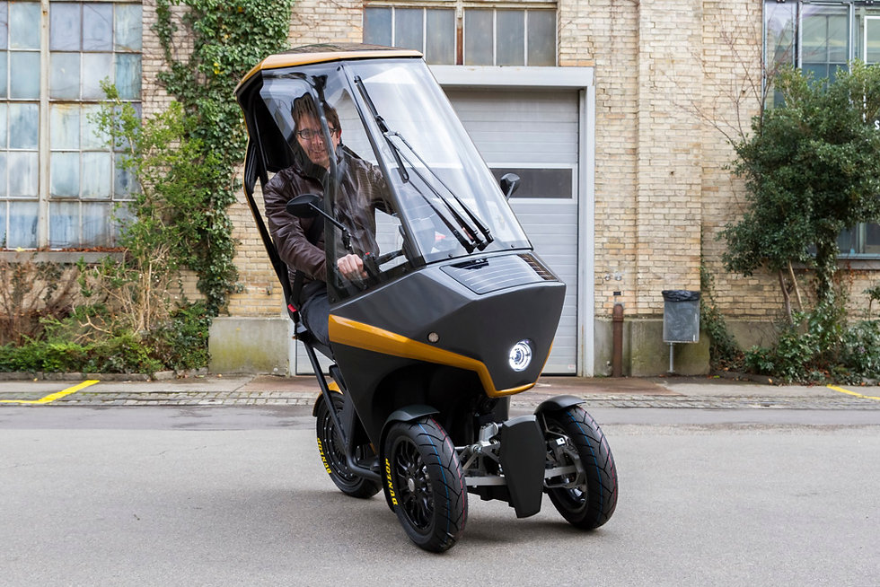 BICAR light electric vehicel