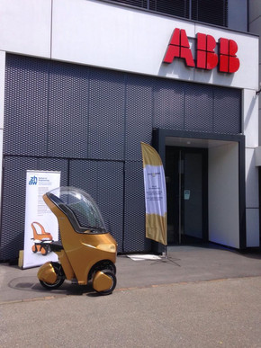BICAR heute am Sommerevent von Swiss eMobility in Baden