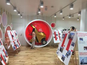 ZHAW und Bicar an der Expo 2017 in Astana