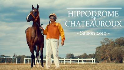 Hippodrome de Châteauroux Métropole Saison 2019.