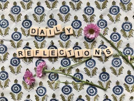 Reflection by Julie Tonnesen