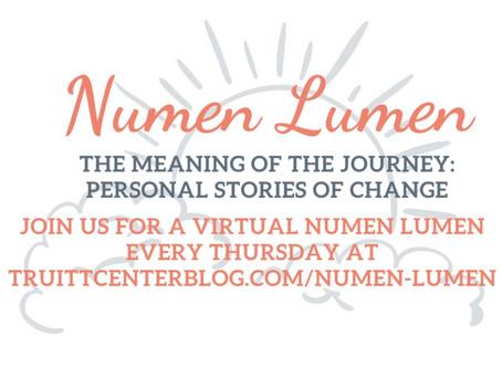 Numen Lumen | Nancy Luberoff | 4/23/20