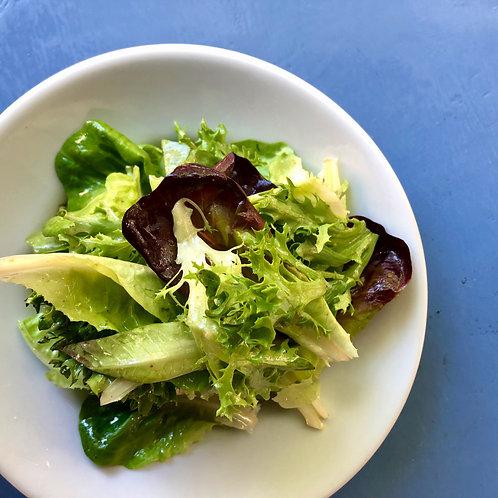 + Blattsalat mit Lotti Salatsauce