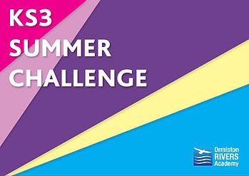 KS3 Summer challenge.JPG
