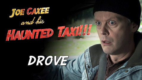 Joe Caxee and his Haunted Taxi