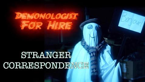 Demonologist For Hire (Webseries)
