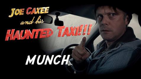 Joe Caxee and his Haunted Taxi (Webseries)