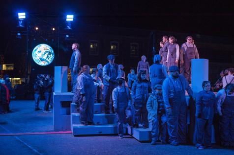 Shift (Theatre, 2018), National Theatre of Scotland