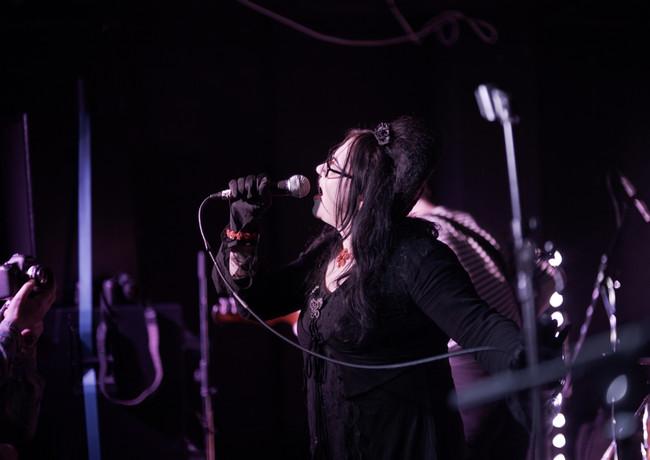 Rose McDowall Concert (January 2017)