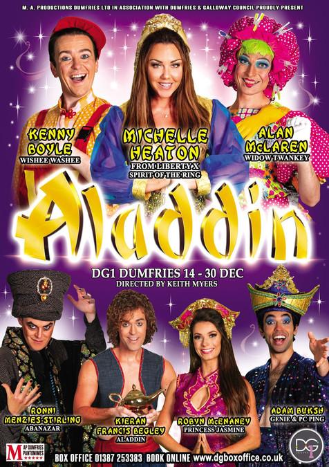 Aladdin Poster 2019