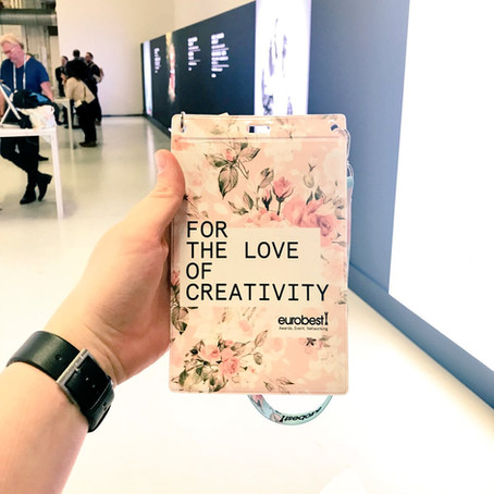 For the Love Of Creativity! For the Love of Culture!