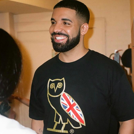 """Drake's OVO is on a """"London Ting"""""""