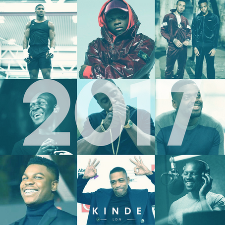 No Guts! No Glory! The 2017 Wrap Up by Kinde LDN