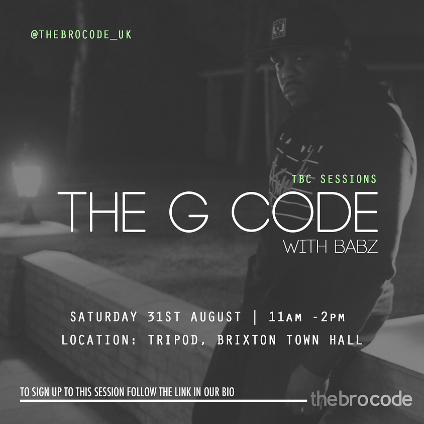 """""""The G Code"""" with Babz"""