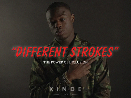"""""""Different Strokes"""" The Power of Inclusion"""
