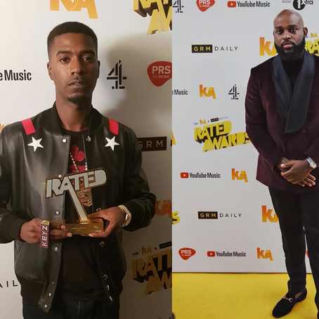 """""""FROM CHURCHES TO THE APOLLO"""" KA & GRM DAILY RATED AWARDS 2018"""