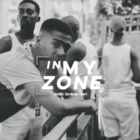 In My Zone: The Syndicate Spotify Chart