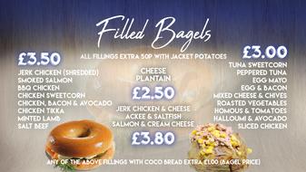 Bagel Fillings