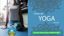 Clases de Yoga On Line