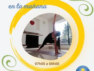 Beneficios de tener una práctica de yoga en la mañana