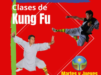 Clases Presenciales de Kung Fu