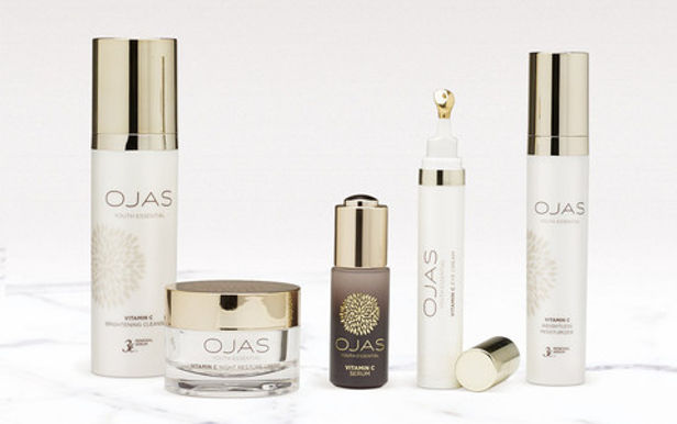Collection of OJAS Beauty Products
