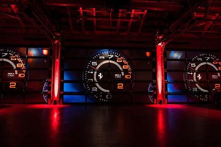 Ferrari F8 Tributo lauch party