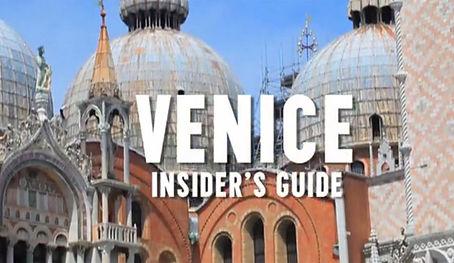 Famous venice tourist spots for Conde Nast