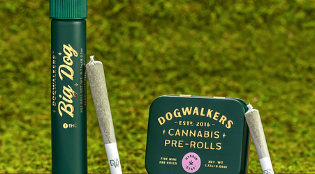 The most well-known cannabis by Dog Walkers