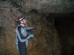 Höhlenbesichtigung