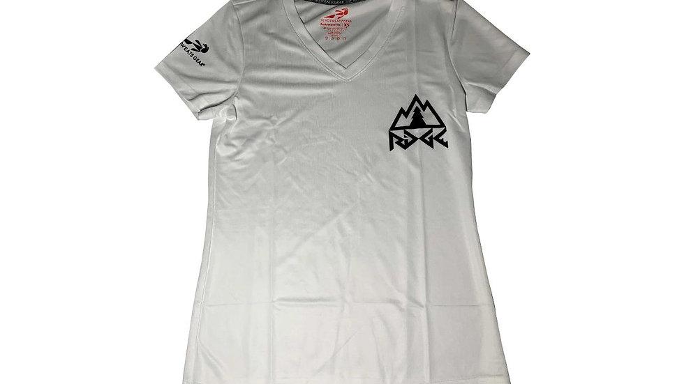 Women's Performance Shirt - White