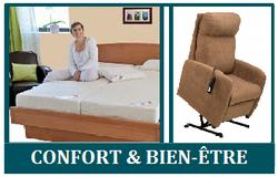 """""""CONFORT & BIEN-ÊTRE"""""""