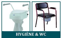 "Solutions ""HYGIÈNE & WC"""