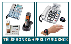 """""""TÉLÉPHONE & APPEL D'URGENCE"""""""