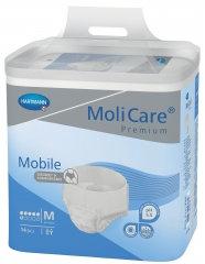 Slips Absorbants MOLICARE MOBILE EXTRA 6G (bleu)