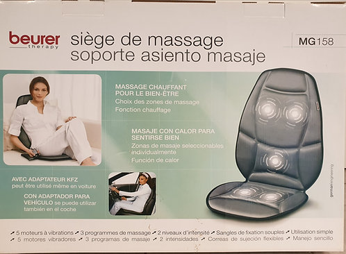 Siège De Massage Chauffant BEURER