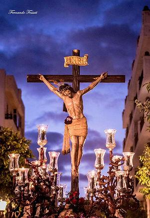 Vía Crucis Hermandades San Fernando Cádiz
